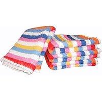 Terry 2 Bath Towels & 2 Hand Towels Combo