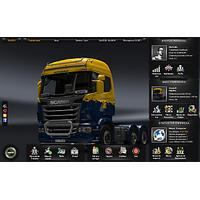 Euro Truck Simulator 2 Game Primium - 74945174