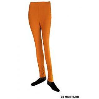 New Trend Cotton MUSTARD Legging Xl
