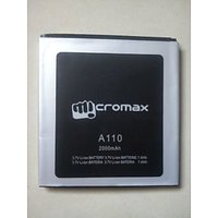 High Quality Battery For Micromax Canvas 2 A110- 2000 MAh - 74955466