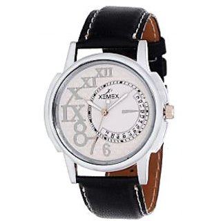 Xemex Men's Watch ST1028SL02N