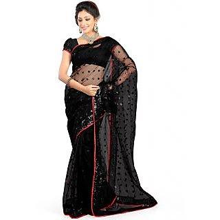 Nairiti Bollywood Replica Katrina Kaif Net Fabric Saree