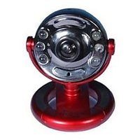 Web Cam Techcom 355 (6 Light)