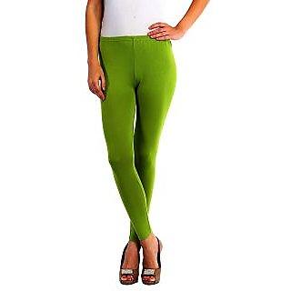 Nikita Parrot Green Cotton Legging