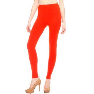Nikita Bright Orange Cotton Legging