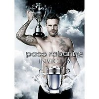 Paco Rabanne Perfume Invictus Perfume For Men 50ml