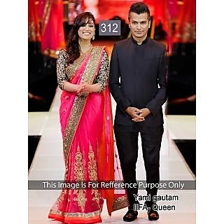 Yami Gautam IFA Queen Were Awesome Designer Saree