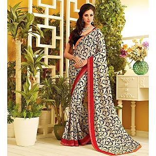 RnLush3147 Bollywood Designer Collection By Chiffon Saree With Silk Blouse.