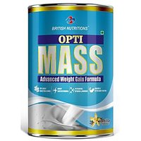 British Nutrition  Opti-mass( Advanced Mass Gainer) Vanilla Flavour