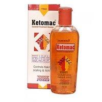 Ketomac Anti- Dandruff Shampoo- Pack Of 2
