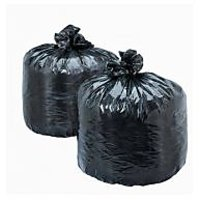 Garbage Bag, Trash Waste Dustbin Bags (17 X 21 Inches) (Pack Of 90)