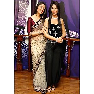 Kareena Kapoor Stylish Bollywood Replica Saree