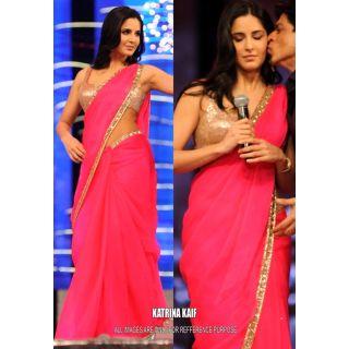 Katrina Kaif Dashing Bollywood Replica Saree