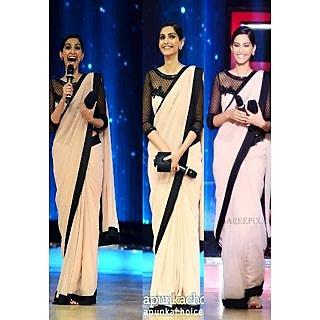 Sonam Kapoor Dazzling Bollywood Replica Saree