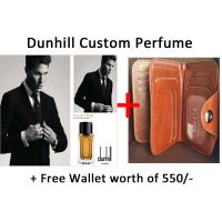 Dunhill Custom Man Eau De Perfume 100ml. For Men