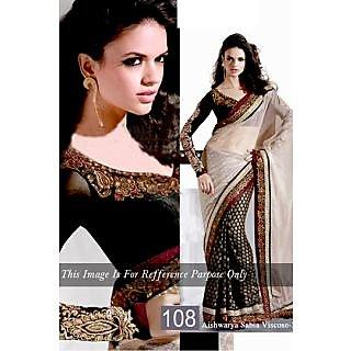 Bollywood Replica Saree - AIishwarya Sabia Viscose-2