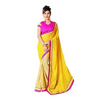 Aarvi Stylishte Kanchi 8001 Designer Saree