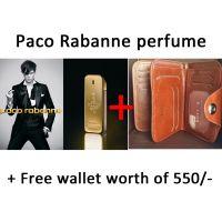Paco Rabanne One Million Eau De Toilette Spray 100 Ml