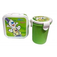 Hyper Locked Kids Lunch Box & Water Bottle Set