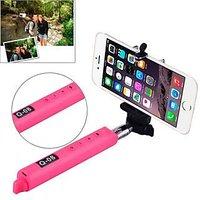 Portable Wireless Selfie Stick Monopod Extendable Handheld Holder