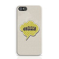 Retro Cloud Phone Case For Apple Iphone 4S And Iphone 4