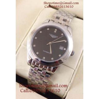 Buy Longines Steel Swiss Mens Watch With Original Box