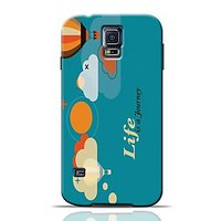 Life Is A Journey Phone Case For Samsung Galaxy S5 S5C0840