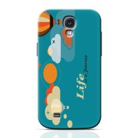 Life Is A Journey Phone Case For Samsung Galaxy S4 S4C0840