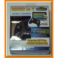 TV VIDEO GAME DIRECT ATTACH TO TV- PLUG & PLAY