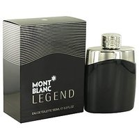Mont Blanc Legend EDT For Men 100ml 3.4 Fl.OZ. Seal Pack