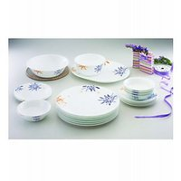 Corelle India Collection Carnival 21 Pcs Dinner Set