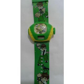 Green Ben 10 Projector Watch - 830