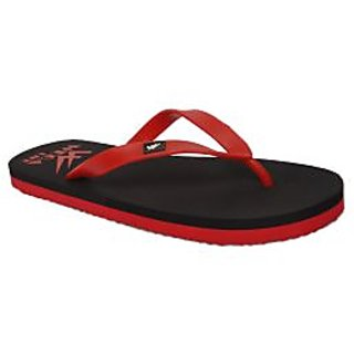 Wega Life DELIGHT Black/Red Flip Flops