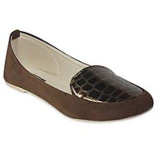 TEN Appreciable Women'S Brown Loafers
