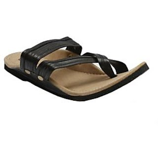 Stophere - Men's Comfortable Chappal In Leather