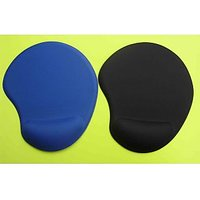 Mouse Pad With Gel Wrist Support- BUY 1 GET 1 FREE