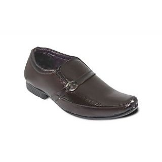 Donner Brown Men's Formal Shoes - 76535602