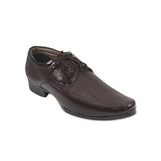 Donner Brown Men's Formal Shoes