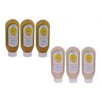 Divine Love - Ayurvedic  Shampoo And Conditioner - 200 Ml - Pack Of 6