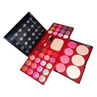Ads Makeup Kit Laptop With 24 Color Eye Shadow Blusher Compact Etc A8199 M... 1