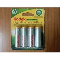 KODAK 2500 MAH 4 RECHARGEABLE BATTERIES