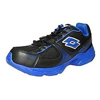 Lotto Men AR3162 Black And BlueSports Running Shoes