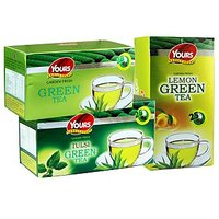 Green Tea (Pack Of Three) 25*3=75Tea Bags