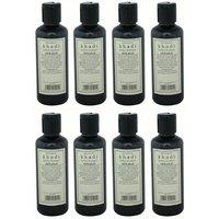 Khadi Herbal Shikakai Shampoo - Combo (Pack Of 8)