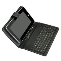 "7"" Inch Cover Case With USB Keyboard Stand For MID /ePad / IPAD/Android Tablet"