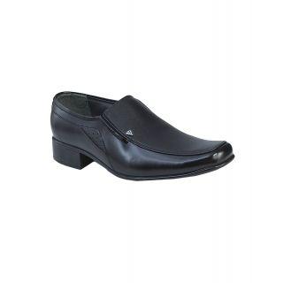 Tycoon Men's Slip On Black Classic Shoes - 77747930