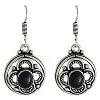 Auura Collection German Silver Earring