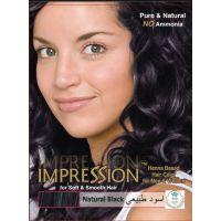 Impression Natural Black Henna Based Hair Colour (60g)