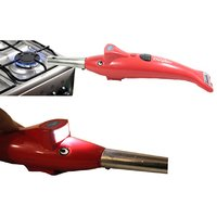 Dolphin 2 In 1 Gas Lighter With LED Torch