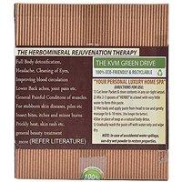 Herbomineral Detox Body Pack + Rejuvenating Mud Bath & Ayurvediya Medicine 100 G